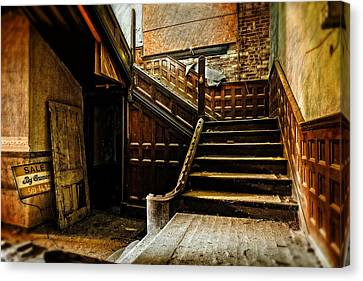 For Sale By Owner Canvas Print by Brett Engle
