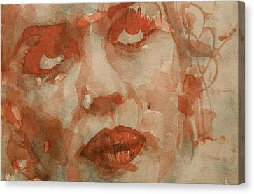 For You The Sun Will Be Shining Canvas Print by Paul Lovering
