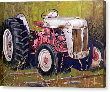 Ford 8n Canvas Print
