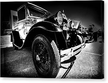 Ford Antique Cars Canvas Print