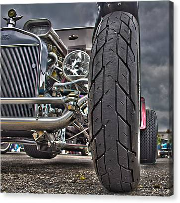 Ford In Hdr Canvas Print