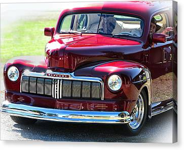 Ford Mercury Eight Canvas Print