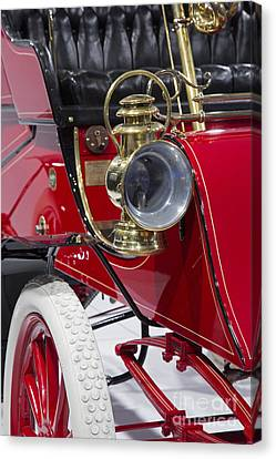 Ford Model A Canvas Print by Jim West