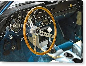 Ford Mustang Shelby Canvas Print