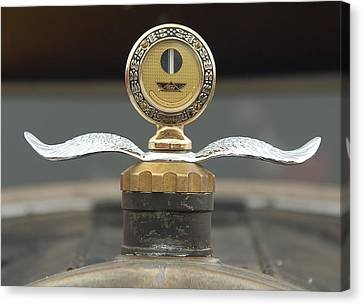 Ford Radiator Pressure Gauge Ornament  Canvas Print by Ken Smith