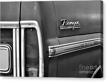Ford Ranger Canvas Print by Andres LaBrada