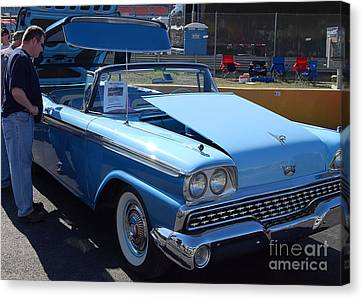 Ford Skyliner Canvas Print