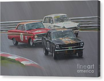 Ford Trio Canvas Print
