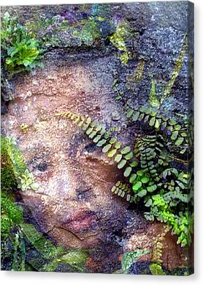 Forest Nymph Canvas Print