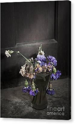 Forgotten Flowers Canvas Print by Svetlana Sewell