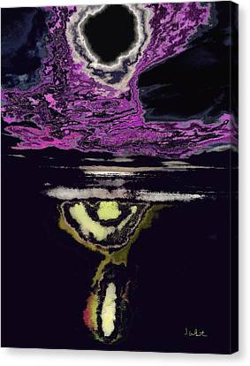Forgotten Canvas Print by Jennifer Galbraith