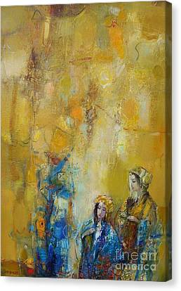 Canvas Print - Forgotten Rituals by Grigor Malinov
