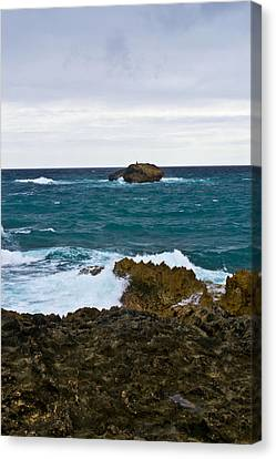 Forlorn Rock Canvas Print by Matt Radcliffe