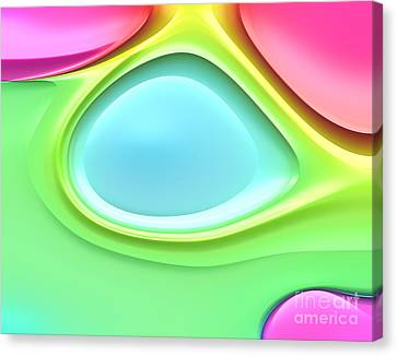 Formes Lascives - 667c Canvas Print by Variance Collections
