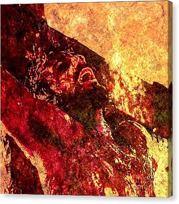 Forsaken Canvas Print by Michael Grubb