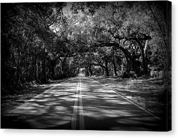 Fort Dade Ave Canvas Print