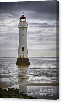 Fort Perch Lighthouse Canvas Print