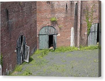 Parks Canvas Print - Fort Washington Park - 121235 by DC Photographer