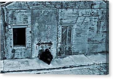 Fort Zachary Taylor Canvas Print by Claudette Bujold-Poirier