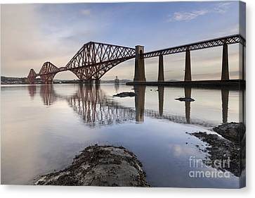Forth Bridge Canvas Print