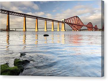 Forth Railway Bridge Canvas Print