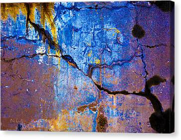 Foundation Number Thirteen Canvas Print by Bob Orsillo