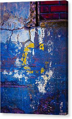 Foundation Number Twelve  Canvas Print