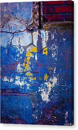 Foundation Number Twelve  Canvas Print by Bob Orsillo