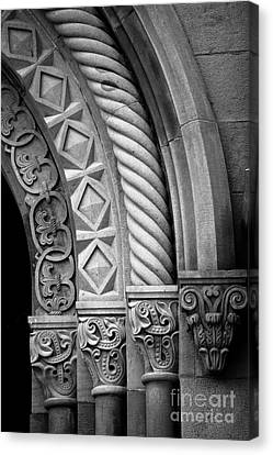 Four Arches Canvas Print by Inge Johnsson