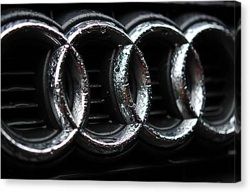 Four Rings Canvas Print