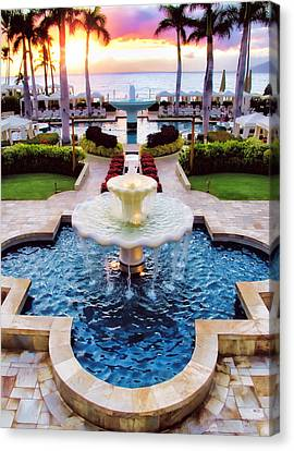 Four Seasons 50 Canvas Print