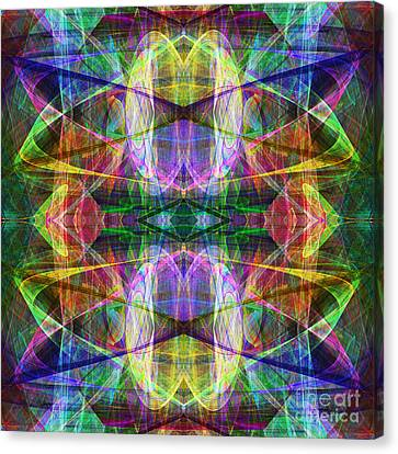 Fourth Dimension Ap130511-22-2b Canvas Print by Wingsdomain Art and Photography