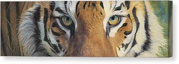 Forever Wild Canvas Print by Lucie Bilodeau