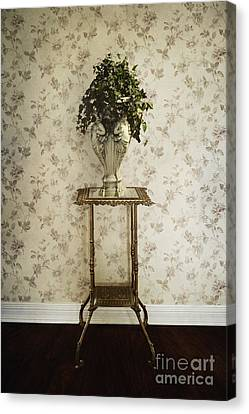 Foyer Living Canvas Print by Margie Hurwich