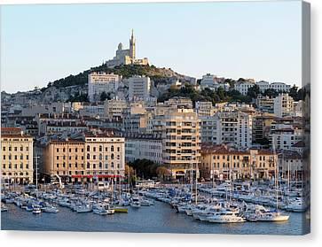 France, Bouches-du-rhone, Marseille Canvas Print