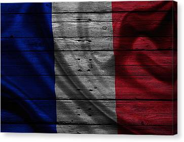 France Canvas Print by Joe Hamilton