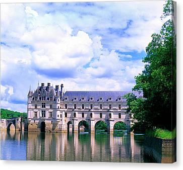 France, Loire Valley Canvas Print