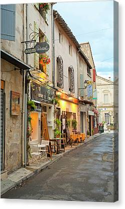 France, Provence, St Canvas Print by Jaynes Gallery