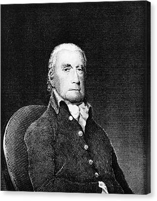 Francis Lewis (1713-1803) Canvas Print by Granger