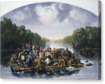 Francis Marion (c1732-1795) Canvas Print by Granger