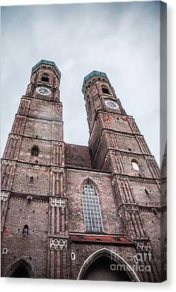 Frauenkirche Canvas Print by Hannes Cmarits