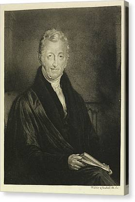 Colonial Man Canvas Print - Frederick Charles Danvers by British Library
