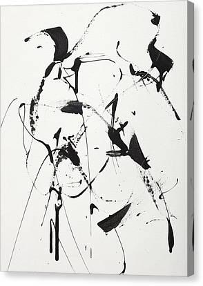 Free Man In Paris Canvas Print