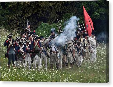 Freedom Fighters Canvas Print by William Coffey