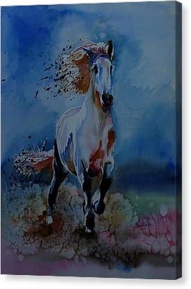 Freedom Canvas Print by Isabel Salvador