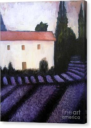 French Lavender Canvas Print by Venus