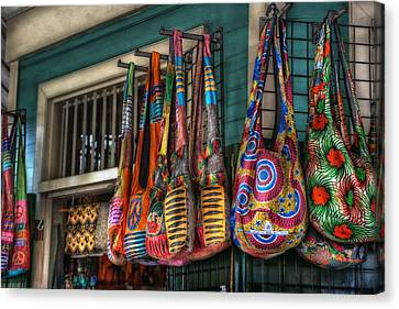 Bryant Canvas Print - French Market Bags by Brenda Bryant