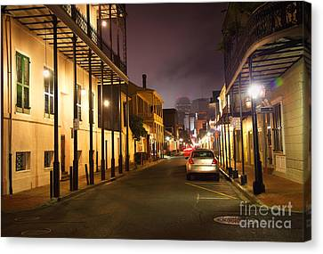 French Quarter Canvas Print by Denis Tangney Jr