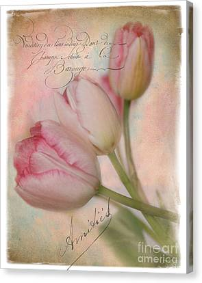 French Touch Canvas Print