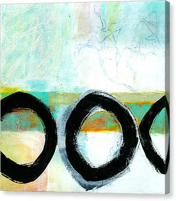 Fresh Paint #4 Canvas Print by Jane Davies